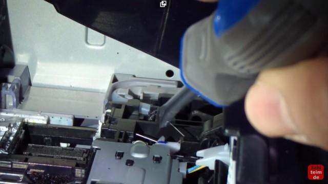 Canon Pixma Drucker defekt - Fehlercode 6A80 6A81 6000 6C10 FIX