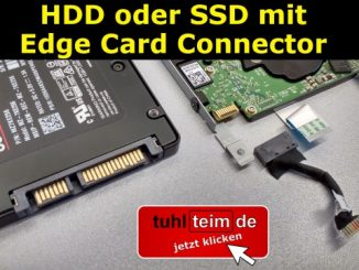 HDD SSD SATA Edge Card Connector Cart