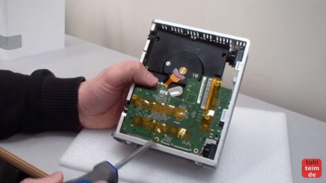 Western Digital My Cloud NAS - WD 4TB öffnen und Daten retten