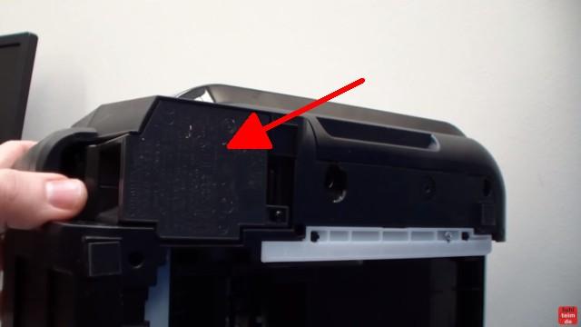 Canon Pixma Drucker funktioniert nicht / ohne Funktion - defekt? Netzteil ausbauen und testen - das Netzteil ist meistens nur in den Drucker eingesteckt