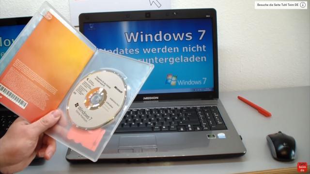 Windows 7 Updates werden nicht gefunden | Update hängt - reagiert und funktioniert nicht - auf diesem Notebook ist Windows 7 neu installiert (aufgesetzt)
