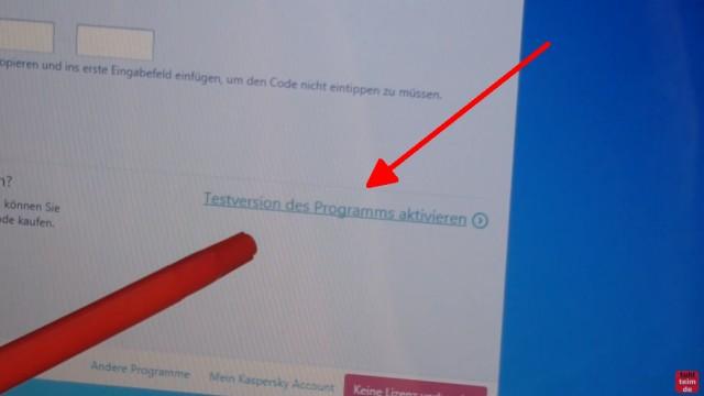 Kaspersky Internet Security runterladen - 365 Tage Abo + 30 Tage geschenkt - Testversion des Programms aktivieren