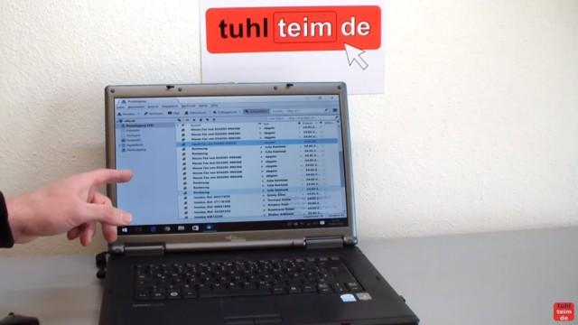 Locky Trojaner installieren - Krypto Virus mit Javascript verschlüsselt Platte - Locky kommt als Email-Anhang