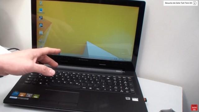 Notebook Akku Problem - lädt nicht 100% - defekt bei neuem Lenovo Notebook - neues Notebook mit neuem Akku