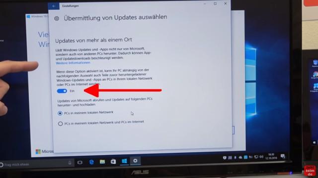 Windows 10 findet keine Updates - 1607 Anniversary Update selbst installieren - Einstellungen wurden durch das Update verändert !