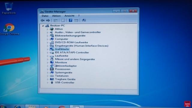 Windows 7 neu installieren von CD oder USB-Stick - Updates und Aktivieren - Treiber runterladen und installieren