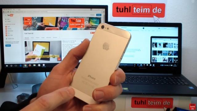 iPhone Hard Reset deutsch - deaktiviertes iPhone ohne SIM zurücksetzen Update