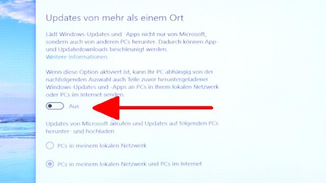 Neues Notebook einrichten - Teil 1 - Windows 10 fertig installieren und schneller machen - Updates einstellen - Updates von mehr als einem Ort