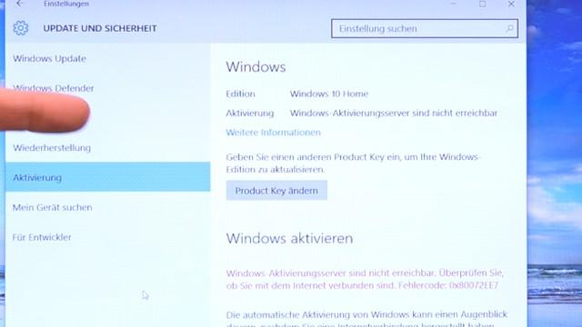 Neues Notebook einrichten - Teil 1 - Windows 10 fertig installieren und schneller machen - Windows Aktivierung prüfen