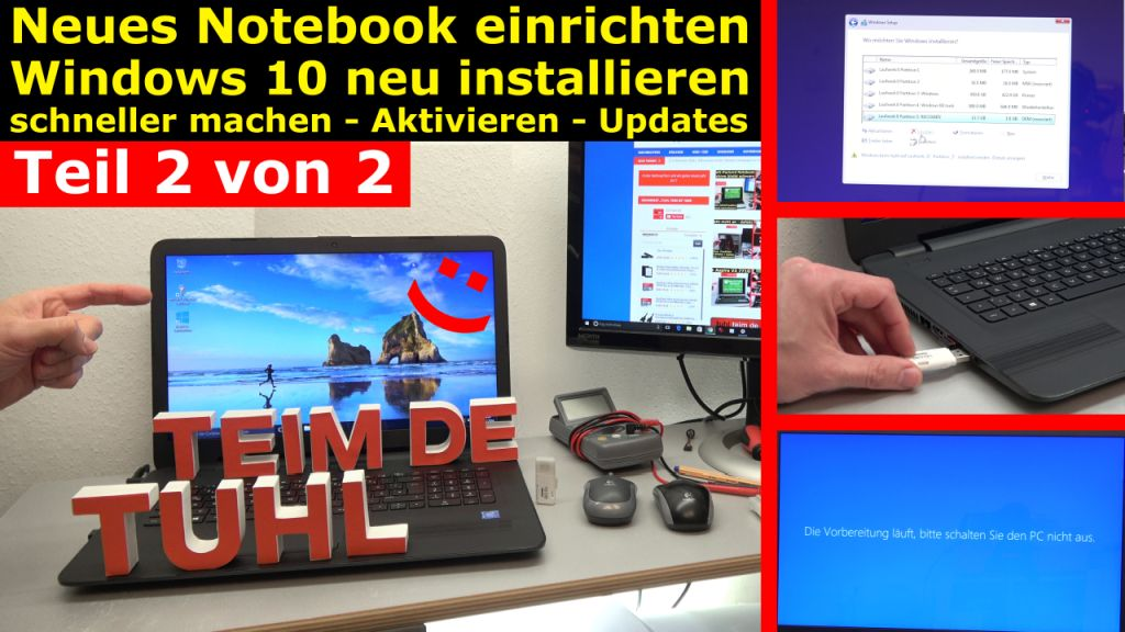 Windows 10 Komplett Neu Starten