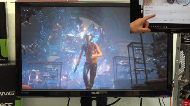 Nvidia Geforce GTX1060 GTX960 GT740 Grafikkarten Test Benchmark Installation - 3DMARK Benchmark-Test mit der GTX 960