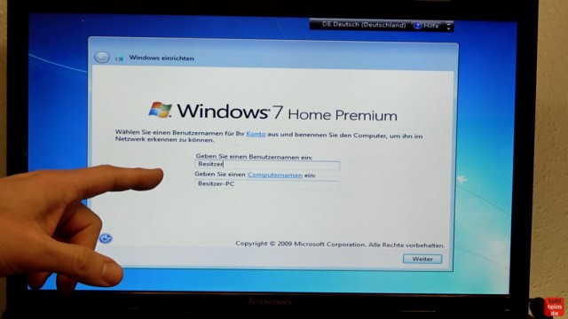 Windows 7 Update funktioniert nicht - Win7 neu installieren + Update-Problem lösen - Windows 7 fast fertig installiert