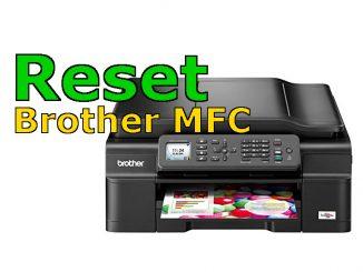 Brother MFC Reset Multifunktionsgeräte ohne Menü-Taste