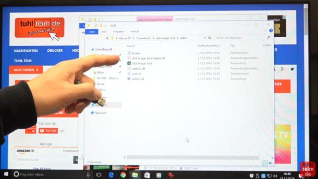 USB Stick kopieren 1 zu 1 - bootfähig - Tool für Windows 10 und 7 - USB Image Tool entpacken