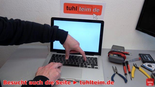 MacBook Hardware Reset | SMC | PRAM - dieses MacBook schaltet sich daraufhin wieder ein