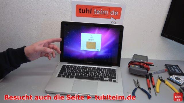 MacBook Hardware Reset | SMC | PRAM - alle Daten sind erhalten geblieben