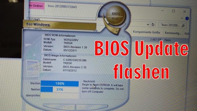 Windows 10 FN-Taste ist immer an - Funktionstaste immer gedrückt - funktioniert invers - BIOS Update hilft manchmal