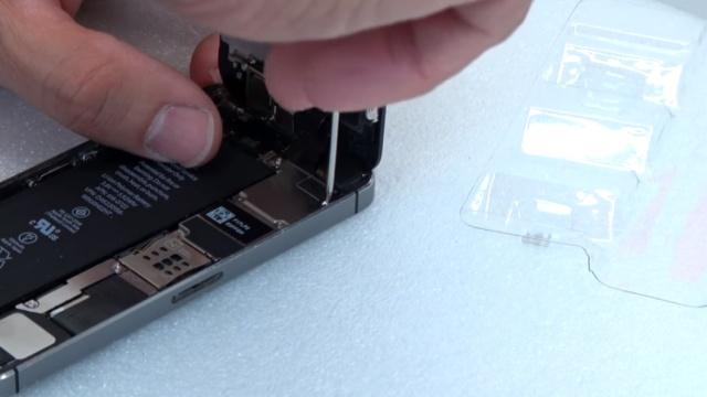 iPhone 5s Display Reparatur + Home Button einfach tauschen - iPhone wieder zusammenbauen