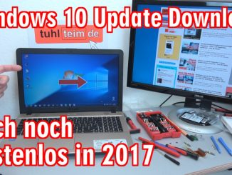 Windows 10 Update Download noch kostenlos