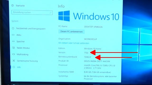 """Windows 10 Installation von USB-Stick mit Sprachsteuerung + Cortana """"Intelligenz""""-Test - Sprachassistenz ab Version 1703"""