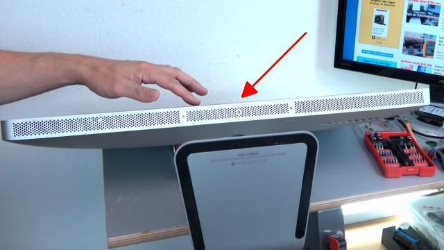 Apple iMac Pro RAM Upgrade - RAM erweitern - den iMac am besten auf die Rückseite legen