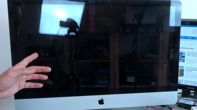 Apple iMac Pro rote Streifen im Display - startet nicht mehr | Startdisplay | reboot - Neustart