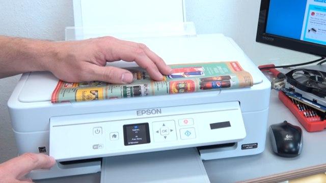 Epson Drucker druckt extrem langsam und verbraucht zu viel Tinte