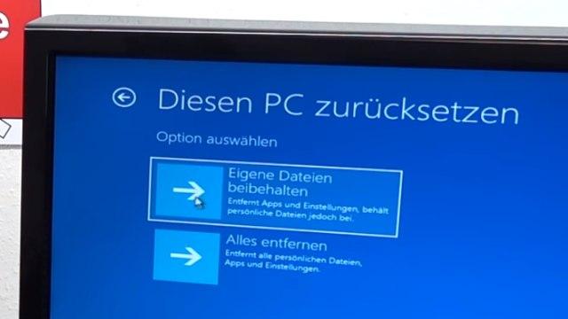 Falscher Microsoft Techniker verschlüsselt PC - Abzockanruf - Windows 10 wieder freischalten - PC zurücksetzen