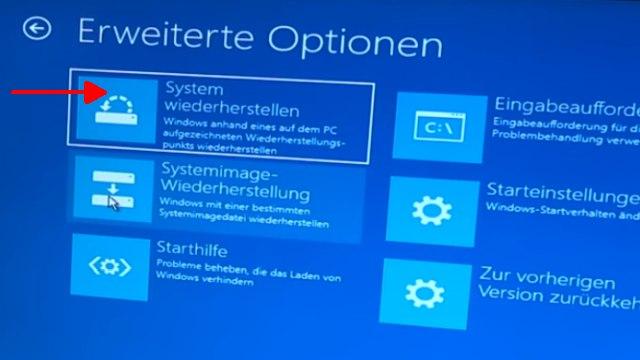 Falscher Microsoft Techniker verschlüsselt PC - Abzockanruf - Windows 10 wieder freischalten - System wiederherstellen