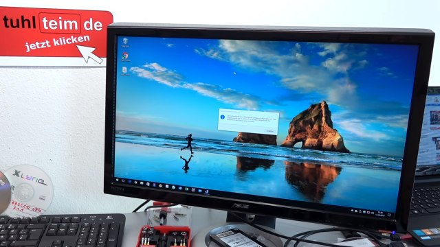 Falscher Microsoft Techniker verschlüsselt PC - Abzockanruf - Windows 10 wieder freischalten - Windows 10 läuft wieder - alle Daten und Programme sind noch vorhanden