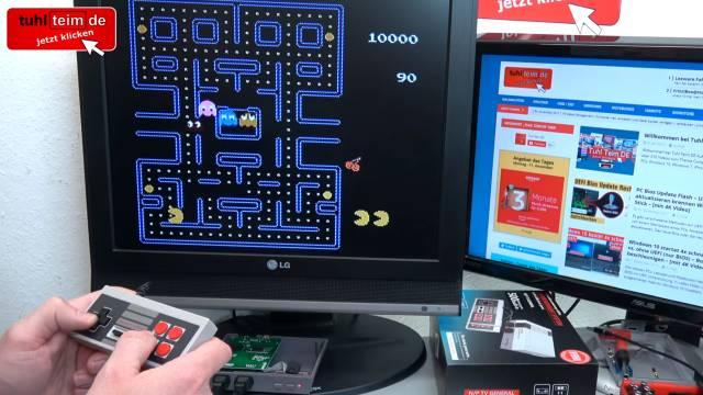 Retro Videospielkonsole Mini Machine Entertainment System - 500 Games - Konsole nicht erweiterbar