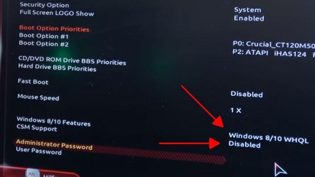 Windows 8 1 Schneller Machen neuer pc windows 10 installieren usb uefi bios einstellen