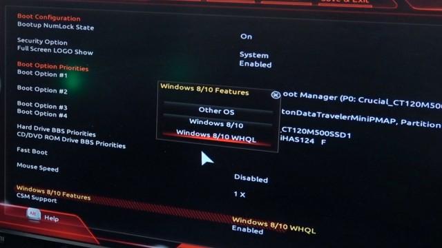 PC Bios Update Flash - UEFI Mainboard aktualisieren | brennen Windows 10 USB-Stick - Bios nach dem Update leider verstellt