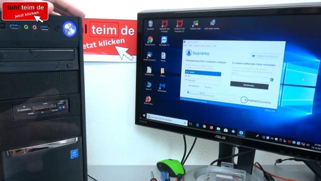 Windows 10 Computer ist gesperrt beim Surfen im Internet - 500 Euro bitte nicht zahlen - Tech Support Scam - Windows neu installieren