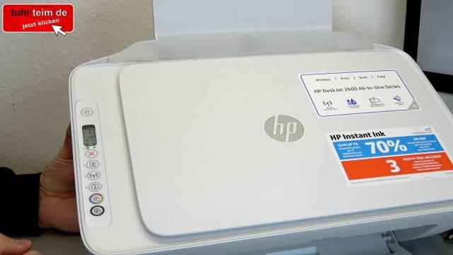 HP Drucker nagelneu und schon defekt - alle LEDs blinken - Tipps zur Fehlersuche - Netzstecker aus- und einstecken hilft nicht