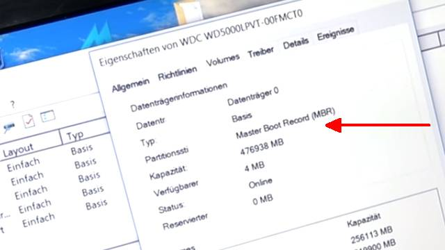 Wie man seine Festplatte NICHT partitionieren sollte bei Windows 10 - HDD oder SSD - MBR Partitionsstil bei Windows 7 und 10 Dualboot