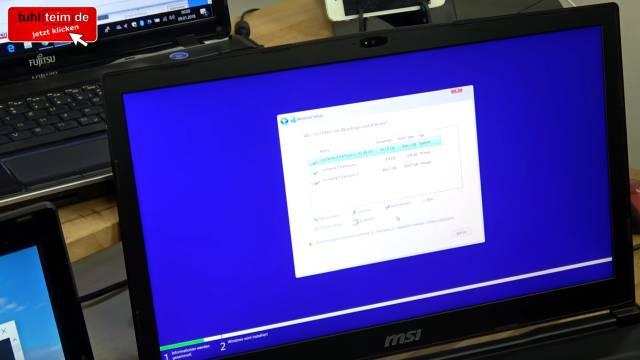 Wie man seine Festplatte NICHT partitionieren sollte bei Windows 10 - HDD oder SSD - Windows 10 neu installieren mit EFI