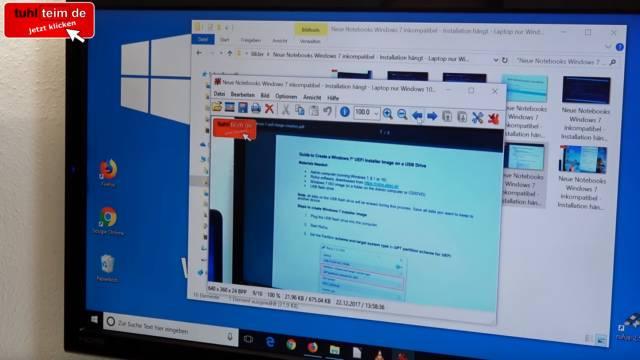 Windows 10 gelöschte Daten wiederherstellen - Fotos Videos Texte Musik - PhotoRec - Beispielbilder und Videos