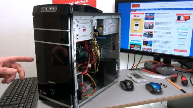 AMD Prozessor - Pin abgebrochen - funktioniert trotzdem - verbogen - reparieren - defekter PC