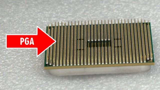 AMD Prozessor - Pin abgebrochen - funktioniert trotzdem - verbogen - reparieren - einige Pins sind stark verbogen