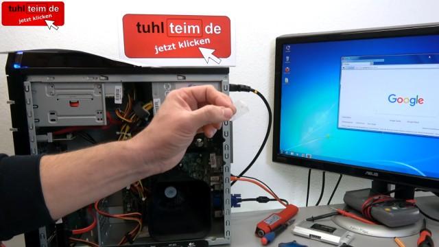 AMD Prozessor - Pin abgebrochen - funktioniert trotzdem - verbogen - reparieren - PC funktioniert trotz abgebrochenem Pin