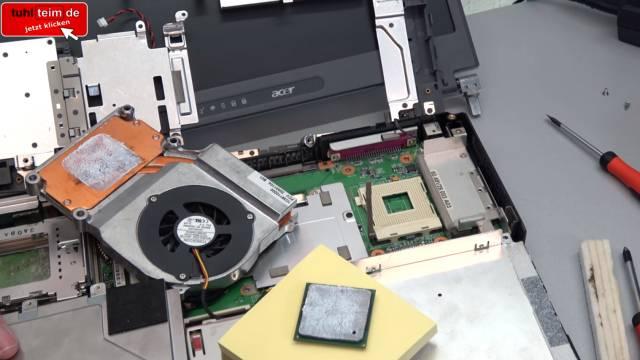 Was man mit seinem Notebook Akku niemals machen sollte | Laptop-Batterie - gebrauchtes Notebook - Intel Pentium 4 Prozessor - gesockelt