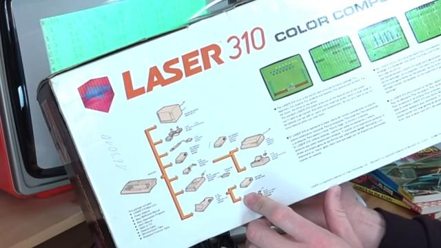 Wie alles angefangen hat - 1984 - von 4KB RAM zu Microsoft Windows 10 - VTec Laser 310 Color Computer und Zubehör