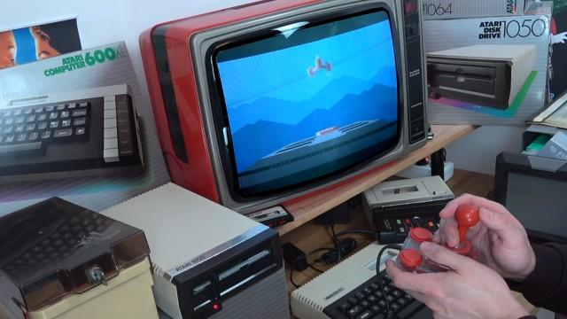 """Wie alles angefangen hat - 1984 - von 4KB RAM zu Microsoft Windows 10 - Spiel """"The Last Starfighter"""" (passend zum Kinofilm)"""