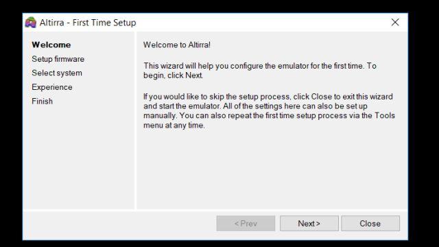 ATARI XL Emulator Altirra - kostenloser Download für Windows 10 - zurück in die 1980er - Altirra-Einrichtung