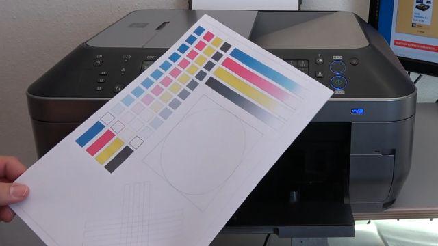 Canon Pixma Zähler zurücksetzen - Tintenauffangbehälter Resttintentank voll - Reset Service Tool 3400 - Druckkopf und Tintenpatronen sind in Ordnung