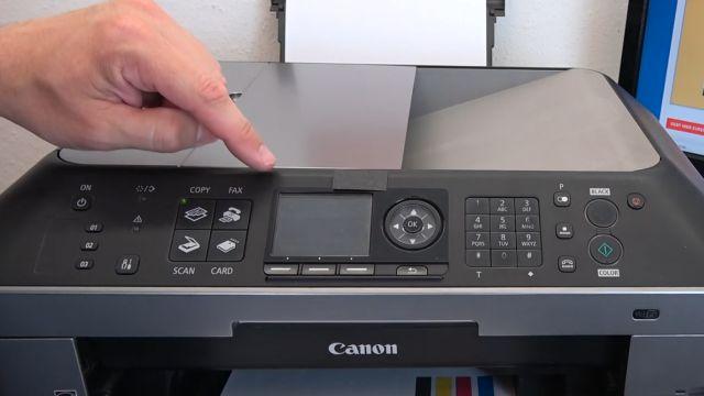 Canon Pixma Zähler zurücksetzen - Tintenauffangbehälter Resttintentank voll - Reset Service Tool 3400 - Display bleibt dunkel