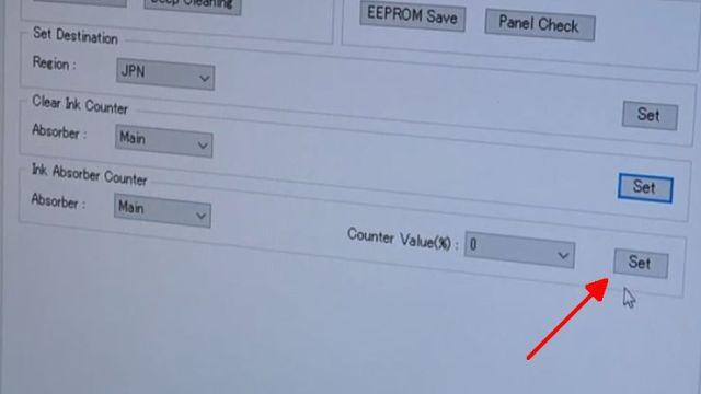 "Canon Pixma Zähler zurücksetzen - Tintenauffangbehälter Resttintentank voll - Reset Service Tool 3400 - ""Ink Absorber Counter"" zurücksetzen"