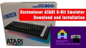 Atari 800XL kaufen ist jetzt unnötig :)