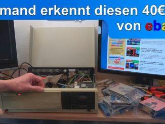 Geheimnisvoller Rechner von Ebay - Niemand erkennt diesen PC für 40 Euro